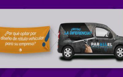 ¿Por qué optar por el diseño de rótulo vehícular para su empresa?