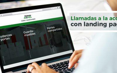 Diseño de landing pages para captar clientes potenciales
