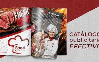 Apuesta por vender tus productos con un buen diseño de catálogo publicitario