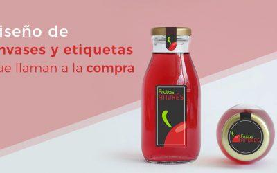 Diseño de etiquetas y envases que animan a comprar tus productos