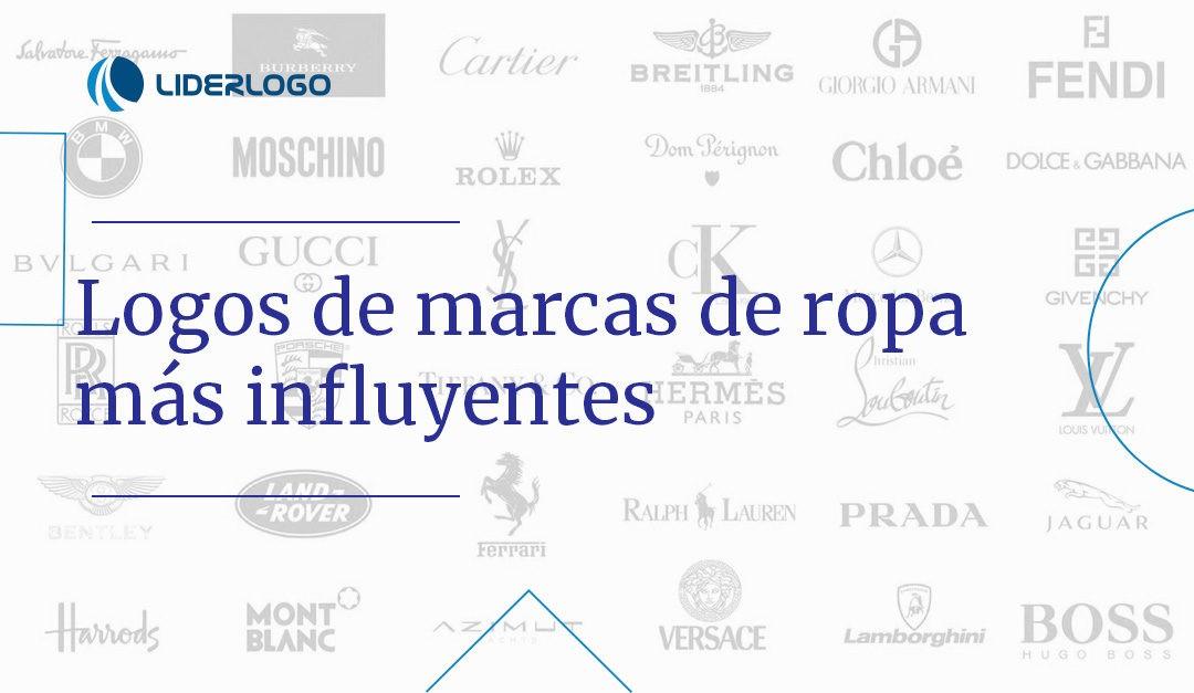 Logos para marcas de ropa: 5 marcas influyentes